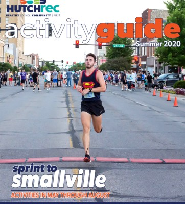 2020 Summer Activity Guide Cover